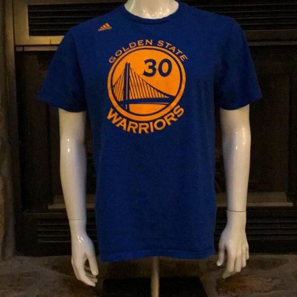Adidas San Francisco Warriors Curry Tee